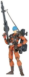 Special Forces Armored Trooper Chirico Cuvie