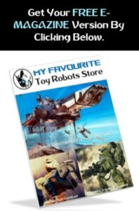 My Favourite Toy Robots Store Banner