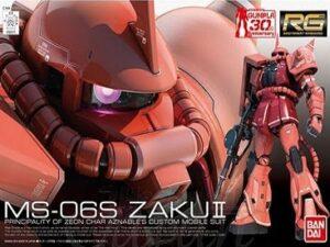 MS-06S Chars Zaku II