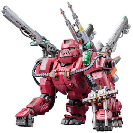 Zoids Iron Kong Puroitsuen Knights 1/72 Scale