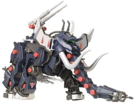 Zoids Truckinator 172 Scale Motorized Action Figure Model Kit