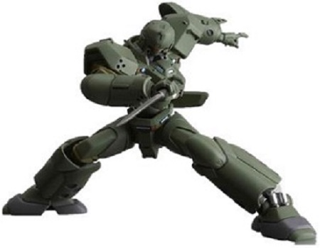 Herudaibanonsukeru Revoltech Action Figure