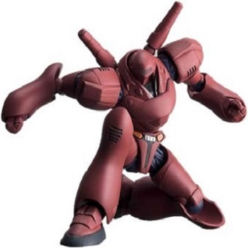 Revoltech Patlabor Brocken Red Mecha