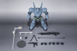 Tamashii Nations Bandai Robot Spirits Brocken Mobile Police Patlabor Action Figure
