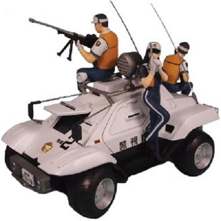 Mobile Police Patlabor The Movie Special Control Vehicle