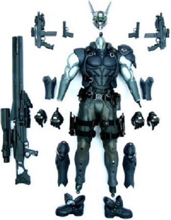 Briareos Poseable Action Figure