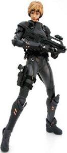 12 Inch Action Figure Deunan Knute