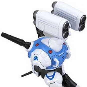 Macross Robotech Zentraedi Battlepods