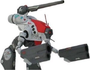 Macross Robotech Zentraedi Officer Battlepod