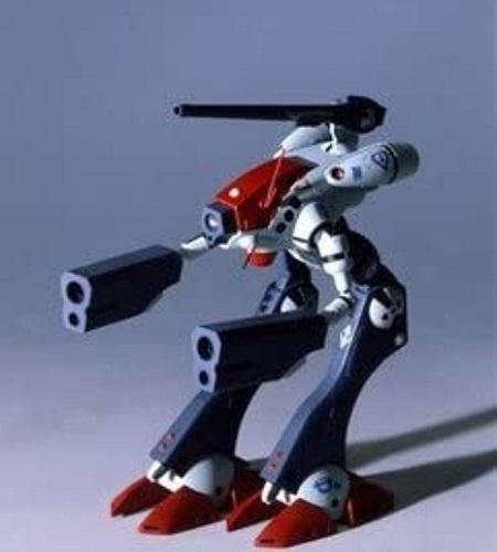 Macross Robotech Zentraedi Officer Battlepod