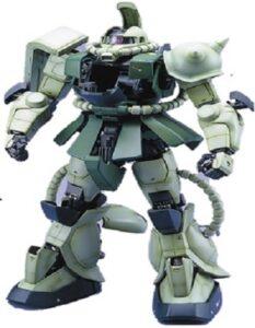 MS 06F Zaku-II