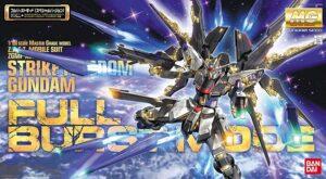 Bandai Hobby Strike Freedom Full Burst Mode Mobile Suit