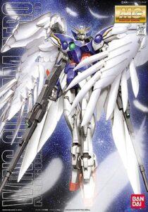 Bandai Hobby Wing Gundam Zero Version EW1/100 - Master Grade