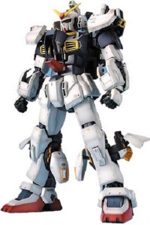 Bandai Hobby RX-178 Gundam MK-II A.E.U.G PG 1/60 Scale