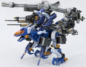 172 Scale Zoids HMM Highend Master Model Gun Sniper Leena Special