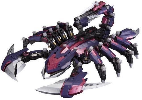 EZ-036 Death Stinger 172 Scale Plastic Model