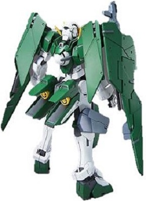 GN-002 Gundam Dynames 1/100 Scale Model Kit