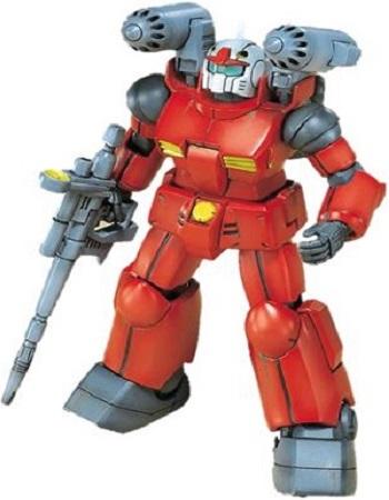 Gundam RX-77-2 Gun Cannon HGUC 1/144 Scale