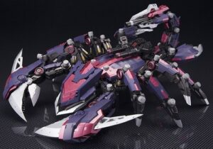 EZ-036 Death Stinger 172 Scale Plastic Model