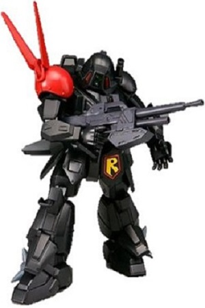 Armored Trooper VOTOMS 04 Blood Sucker