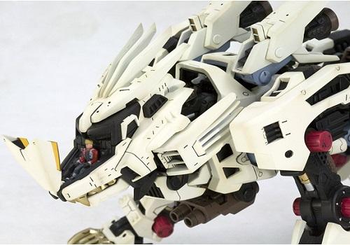 Zoids Japanese Kotobukiya Model RZ041 Liger Zero