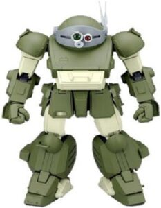 Armored Trooper Votoms ATM-09-STTC Scopedog Turbo