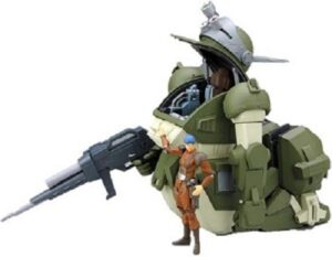 Armored Trooper Votoms ATM-09-STTC Scopedog Turbo