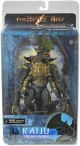 NECA Pacific Rim Series 3 Trespasser Ultra Deluxe Kaiju Action Figure