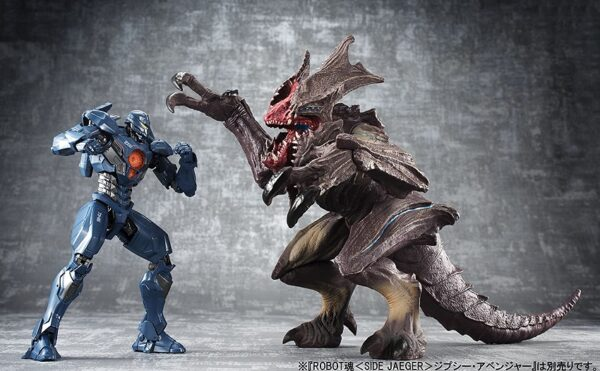 Tamashii Nations Bandai Sofvi Spirits Raijin Pacific Rim - Uprising Action Figure