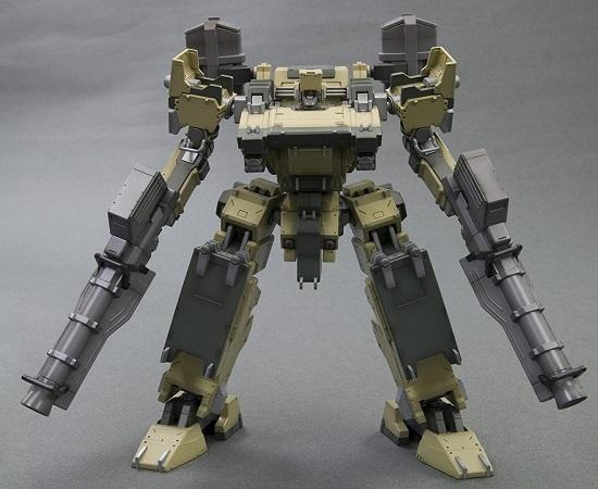 1/72 Scale GA GAN01 SUNSHINE L Armored Core Model