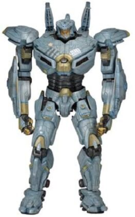 "NECA Pacific Rim 18"" Striker Eureka Action Figure"