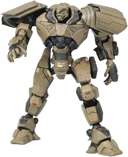 "Diamond Select Toys Pacific Rim Uprising Tru Series 1 Bracer Phoenix 7"" Action Figure"
