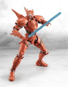 Tamashii Nations Bandai Robot Spirits Saber Athena Action Figure
