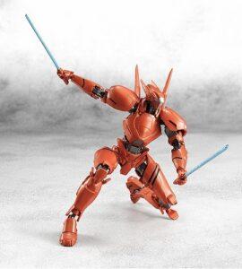 Tamashii Nations Bandai Robot Spirits Saber Athena Action Figure