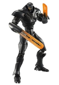 Tamashii Nations Bandai Robot Spirits Obsidian Fury Action Figure