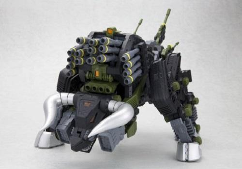 Zoids RZ-031 – Dibison Toma Custom