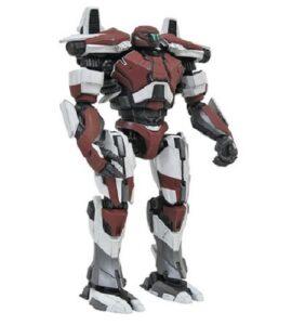 Diamond Select Toys Pacific Rim – Uprising - Guardian Bravo Select Action Figure