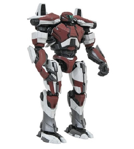 Diamond Select Toys Pacific Rim – Uprising - Guardian Bravo Select Action Figure