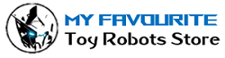 My Favourite Toy Robots Store